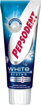Pepsodent Tandblekningstandkräm, Whitening tandkräm 75 ml