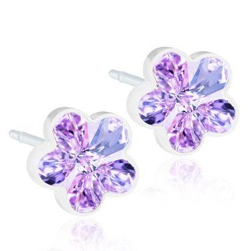 Blomdahl MP Flower Violet 6mm par