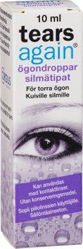 Tearsagain Ögondroppar Ögondroppar, 10 ml