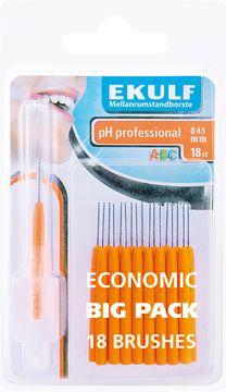 EKULF pH professional pH professional 0,45mm 18st