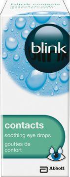 Blink Contacts ögondroppar Ögondroppar, 10 ml