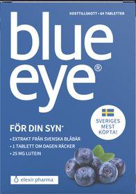 blue eye blåbär