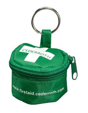 Cederroth Breathing Mask Andningsmask för mun-mot-mun-metoden, 1st