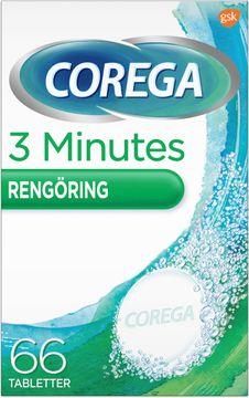 Corega Protes hjälpmedel 66 st