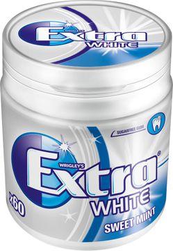 EXTRA White Sweet Mint 84g