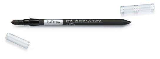 Isadora Smokey Eyeliner 10 Black