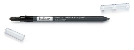 Isadora Smoky EyeLiner 11 Dark Grey