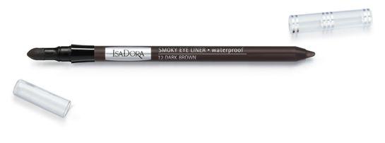 Isadora Smoky EyeLiner 12 Dark Brown