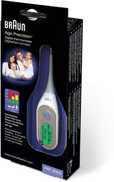Braun Digital termometer PRT 2000 Digital febertermometer, 1 st