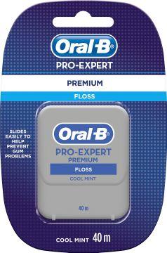 Oral-B Pro-Expert Premium Floss Tandtråd, 40m