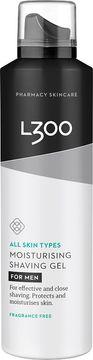 L300 For Men Shaving gel Rakgel, 200 ml