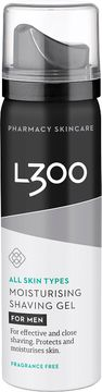 L300 For Men Shaving gel Rakgel, 50 ml
