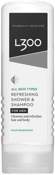 L300 For Men Shower & Shampo Duschkräm, 250 ml
