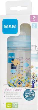MAM Feel Good Glass Bottle 1st