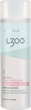 L300 Cleansing Water 3 In 1 Ansiktsvatten, 200 ml