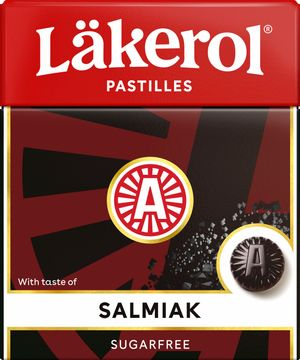 Läkerol Salmiak 1-pack 25 g