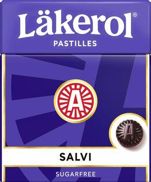 Läkerol Salvi 1-pack 25 gram