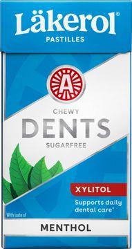 Läkerol Dents Menthol 36 gram