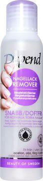 Depend O2 Nagellackremover lila Nagellacksborttagning, 100 ml