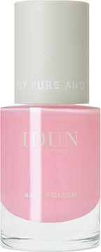 IDUN Minerals Nail Polish Rosenkvarts Nagellack, 11 ml