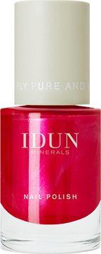 IDUN Minerals Nail Polish Cinnober Nagellack, 11 ml