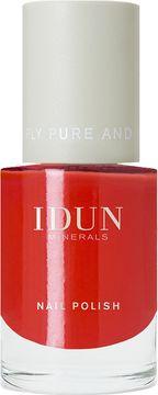 IDUN Minerals Nail Polish Korall Nagellack, 11 ml