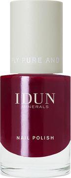 IDUN Minerals Nail Polish Jaspis Nagellack, 11 ml