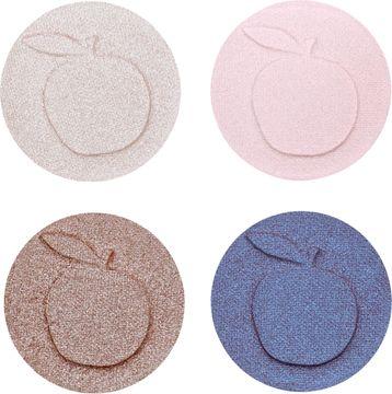 IDUN Minerals Eyeshadow Palette Norrlandssyren Ögonskugga, 4 g