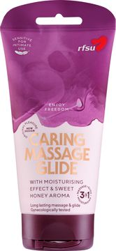 RFSU Sense Me Caring Massage Glide Massage- och glidmedel, 150 ml