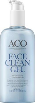 ACO Face Refreshing Cleansing gel Ansiktsrengöring, 200 ml