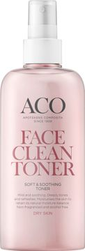 ACO Face Soft & Soothing Toner Ansiktsvatten, 200 ml