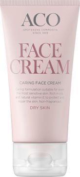 ACO Face Caring Face Cream Ansiktskräm, 50 ml