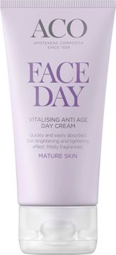 ACO Face Anti Age Vitalising Day Cream Dagkräm, 50 ml
