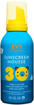 EVY Technology Mousse SPF 30 Sunscreen Mousse Kids. 150 ml