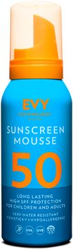 EVY Technology solskydd mousse SPF 50. 100 ml