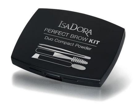 Isadora Perfect Brow Kit 16 Brow Duo