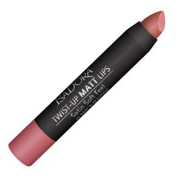 Isadora Twist up Matt Lips 49 Bare'n Beautyful Läppstift, 3.3 g