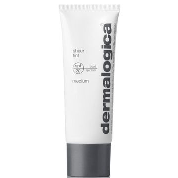 Dermalogica Sheer Tint SPF 20 Medium. Tonad mjukgörare/dagkräm. 40 ml