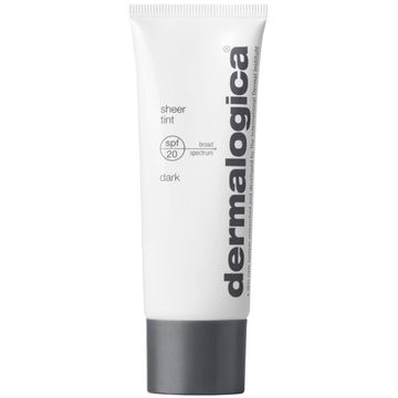 Dermalogica Sheer Tint SPF 20 Dark. Tonad mjukgörare/dagkräm. 40 ml