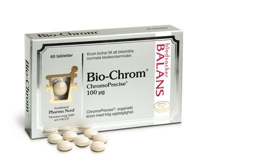 Pharma Nord Bio-Chrom 60 tabletter
