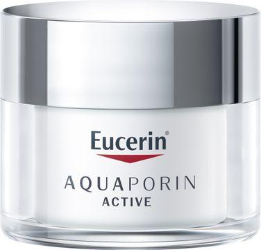 Eucerin Aquaporin Active Dry Skin Ansiktskräm, 50 ml
