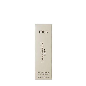 IDUN Minerals Creme Lipstick Frida Läppstift, 3,6 g