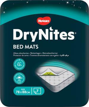 DryNites BedMats Engångsunderlakan, 7 st
