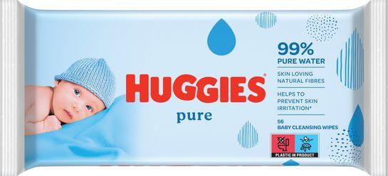 Huggies Våtservetter för barn 56 st