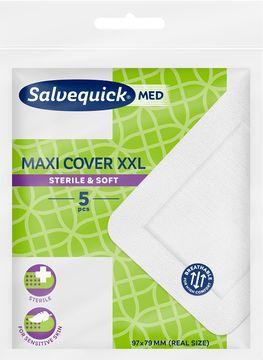 SalvequickMED Maxi Cover XXL Plåster, 5 st