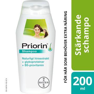 Priorin schampo Schampo, 200 ml