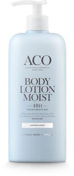 ACO Body Lotion Moist oparfymerad