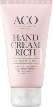 ACO Hand Cream Rich Handkräm, 75 ml