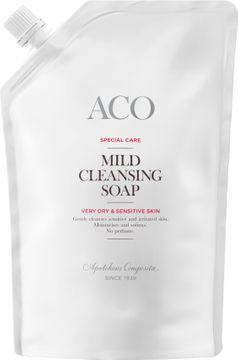 ACO Special Care Mild Cleansing Soap Mild tvål, 600 ml