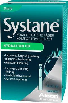 Systane Hydration Ögondroppar Ögondroppar, 30 st